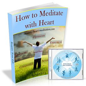 heart meditation course